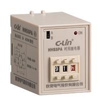 HHS5PA数字式时间继电器