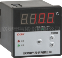XM系列数显温控仪
