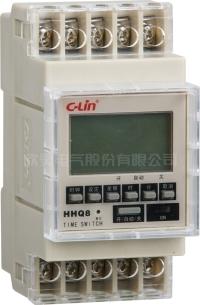 HHQ8(DHC8A-1a)多路微电脑时控器