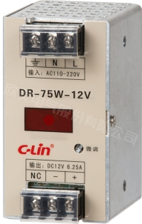 DR系列导轨式12bet备用网址电源