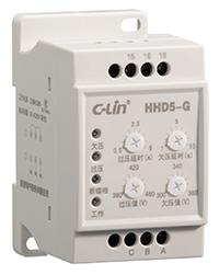 HHD5-G过欠压断相相序继电器