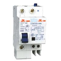 DZ47LE+MX系列漏电断路器
