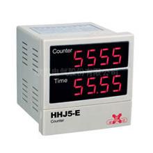 HHJ5-E时间继电器/计数器组合型