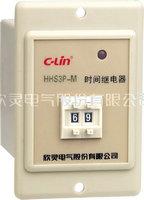 HHS3P-M数字式时间继电器