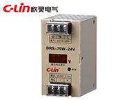 DRS-15W/25W/35W/50W/75W 导轨式开关电源