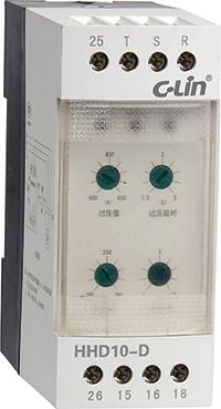 HHD10-D过欠压断相相序保护继电器
