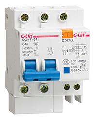 DZ47LE-32、63、100漏电脱扣器