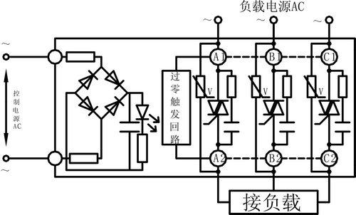 固态继电器应用电路