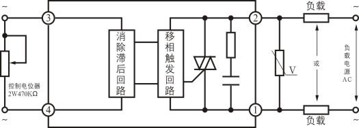 继电器-欣灵单相固态调压器hht1-r/22